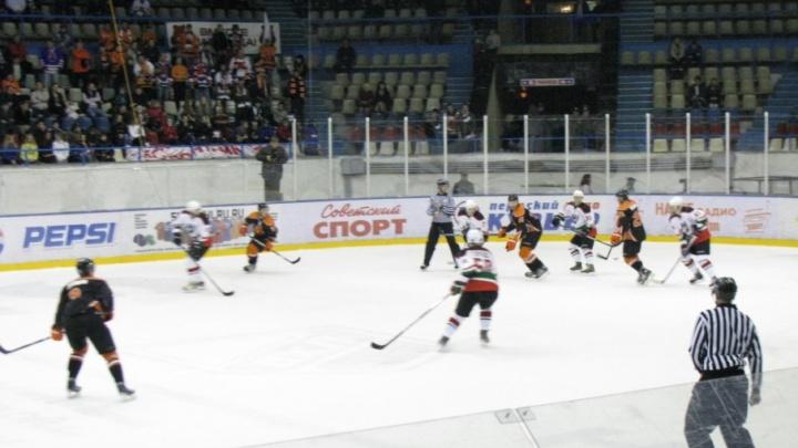 «Молот-Прикамье» обыграл хоккеистов из Новокузнецка