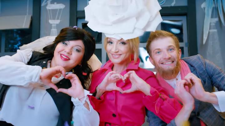«Подшофе»: пермский дуэт «Боня и Кузьмич» снялся в новом клипе Кристины Орбакайте