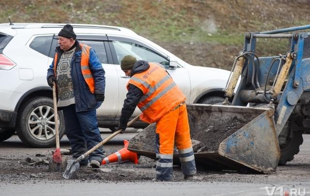 Волгограду дали 675 млн на дороги