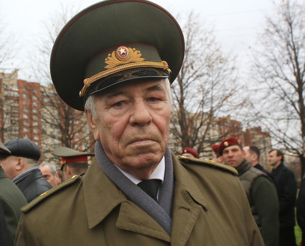 Аркадий Крамарев