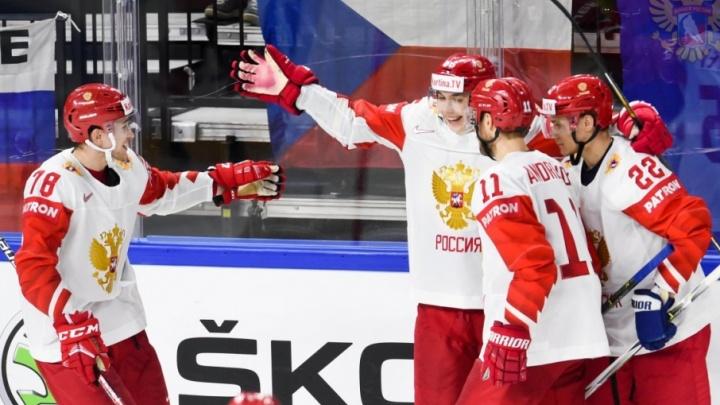 Разгромили соперника: ярославец Артём Анисимов отличился на чемпионате мира по хоккею