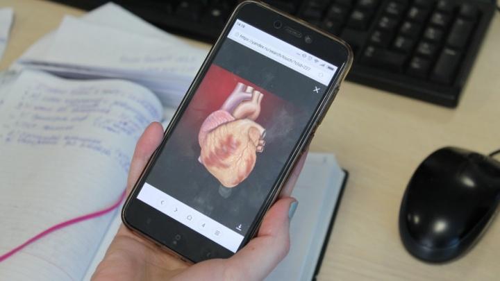Сердце на экране смартфона: ученые самарского политеха разрабатывают необычное приложение