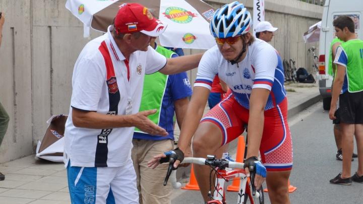 Тольяттинский велосипедист завоевал золото на сурдлимпийских летних играх