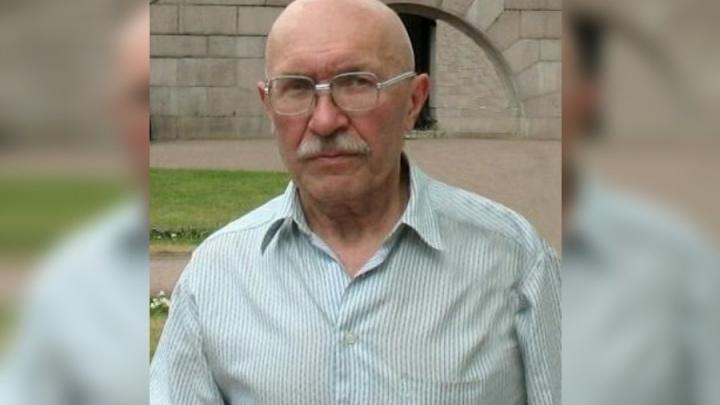 В Перми пропал известный скульптор Рудольф Веденеев