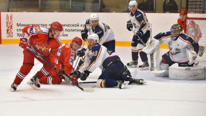 Стальной прессинг: самарский ЦСК ВВС проиграл ижевским хоккеистам в матче ВХЛ