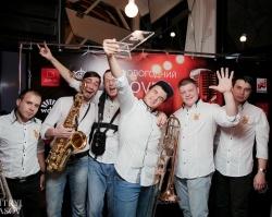 В Волгограде отшумел первый «Новогодний Cover Fest»