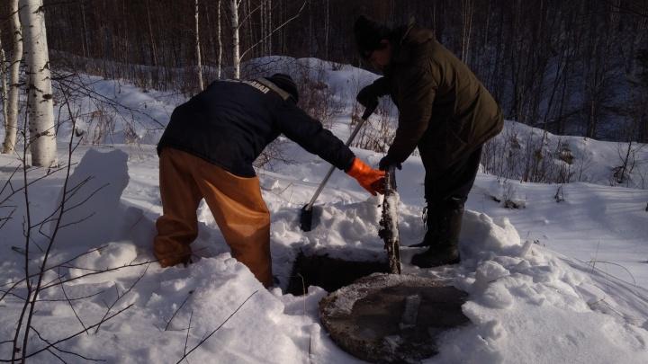 Екатеринбургу перекрыли доступ к Челябинскому водохранилищу