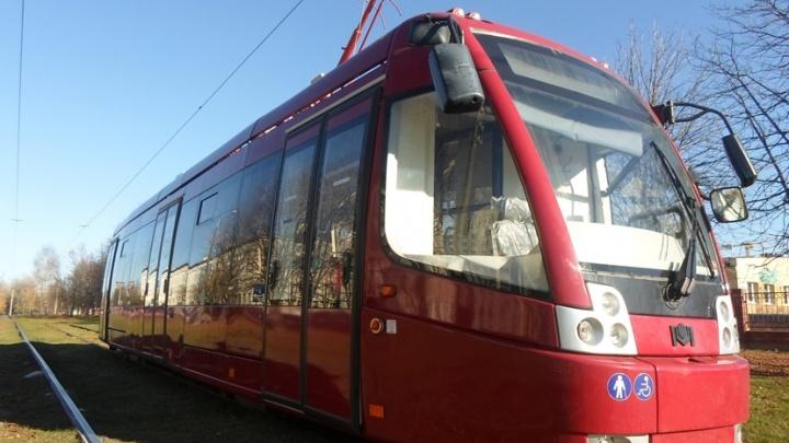 Мэрия Волгограда закупает десять белорусских трамваев