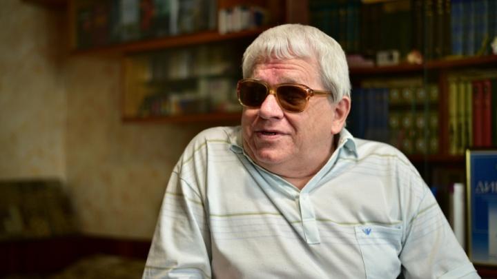 Волгоград прощается с поэтом Николаем Мазановым
