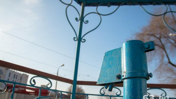 Жителям Самары грозят штрафами за мытьё машин около колонок