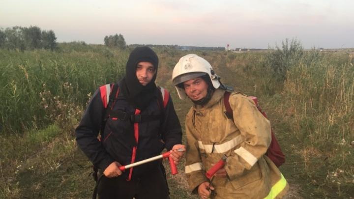Тушат пожары, спасают детей, ищут пропавших: создатель «Клуба взаимопомощи Батайска» рассказал, зачем помогать людям