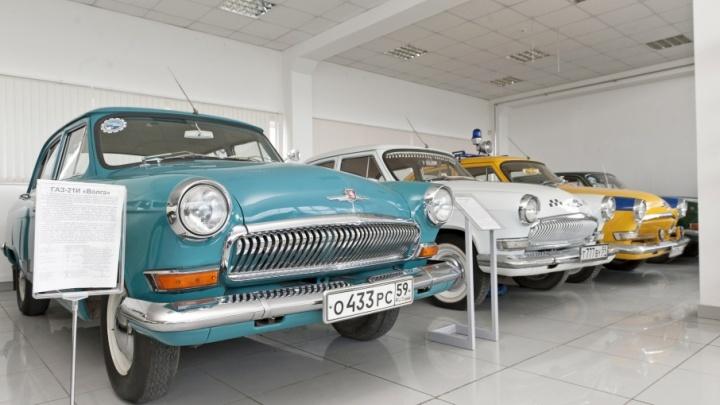 Будет интересно всей семье: в Перми вновь откроется музей «Ретрогараж»