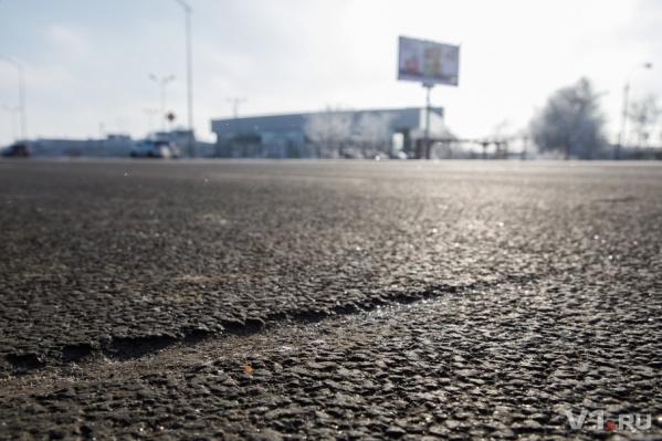 В январе общественники нашли на шоссе массу недочетов