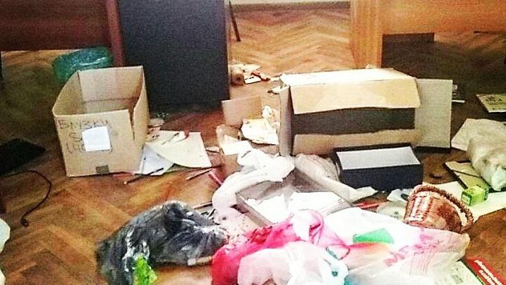 «Верните хотя бы системник»: из пермского благотворительного фонда «Территория семьи» украли компьютеры
