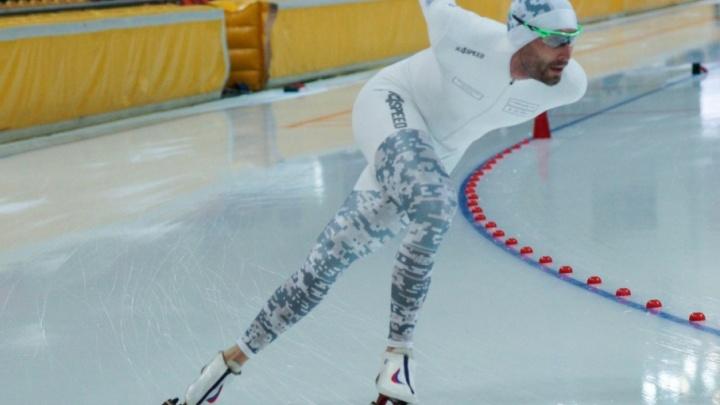 Архангельский конькобежец стал лучшим среди россиян на этапе Кубка мира в США