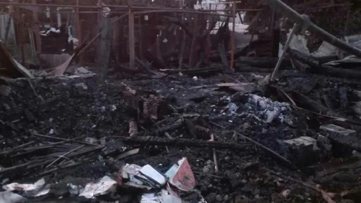 Волгоградские чиновники не спешат помогать погорельцам