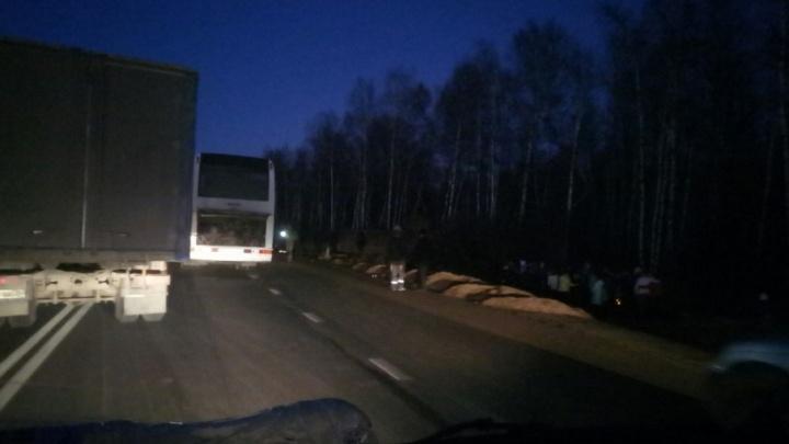 В ДТП с автобусом, где ехали дети, возросло количество пострадавших