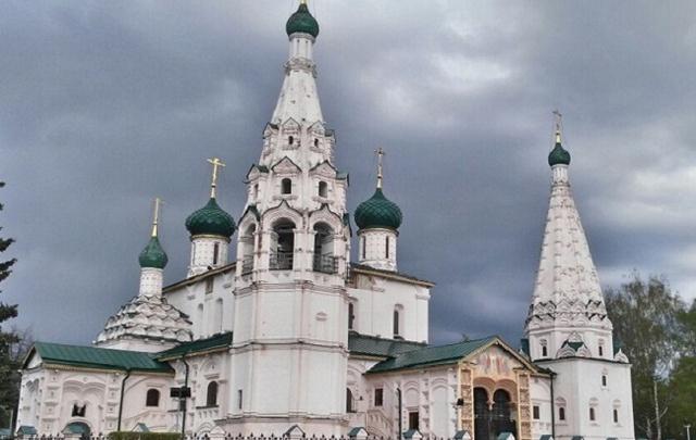 В Ярославле отреставрируют храм Ильи Пророка