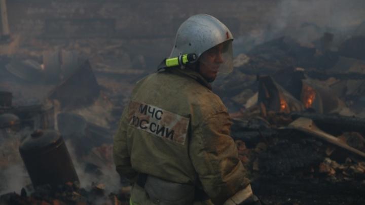 Установлена личность погибшего при пожаре ростовчанина