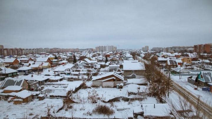 Царское место: аналитики назвали пригород Тюмени с самыми дорогими коттеджами