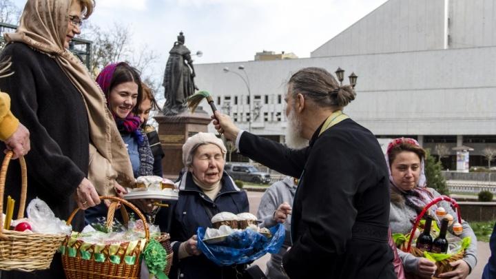 «Святые» куличи и встречи на кладбище: ростовский священник развенчал пасхальные традиции и суеверия