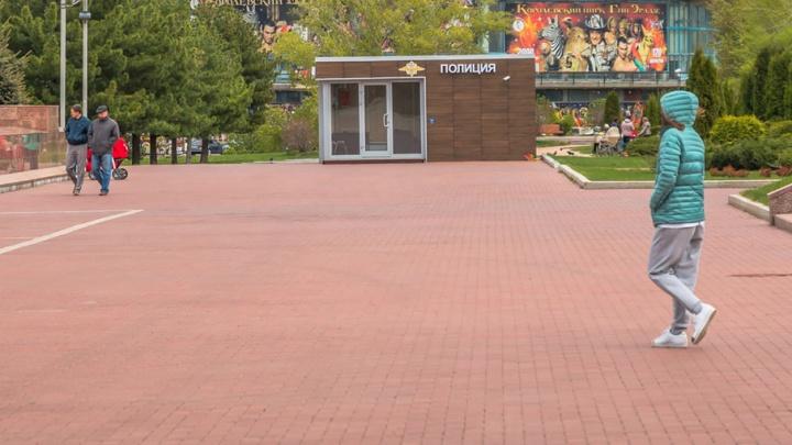 Дизайнер Артемий Лебедев раскритиковал внешний вид «будок» для полицейских в Самаре