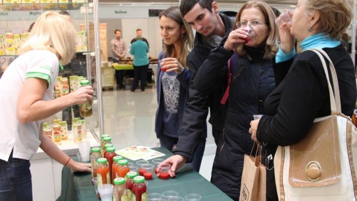 На выставке Veg Life Expo соки и смузи от «Садов Придонья» стали фаворитами