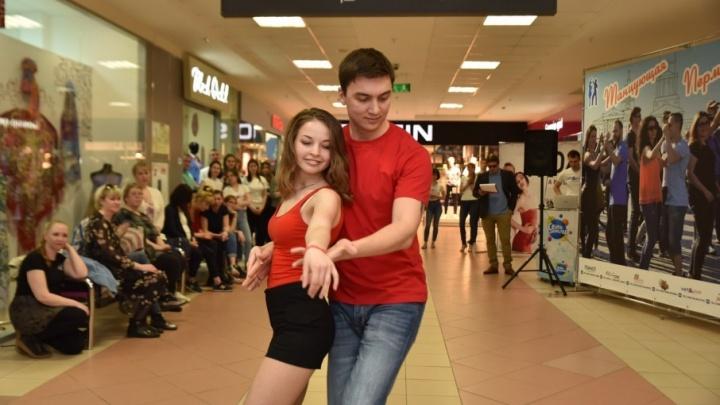 «Танцующая Пермь»: в ТЦ «Семь Пятниц» состоялось открытие нового общегородского проекта