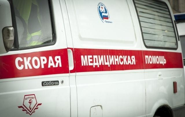 В Озерске две девочки упали с высоты четырех метров в здании МЧС