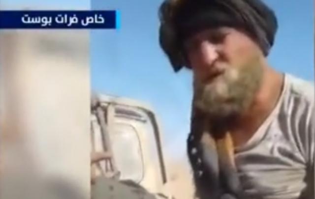 Появилось видео допроса погибшего от рук террористов дончанина Заболотнего