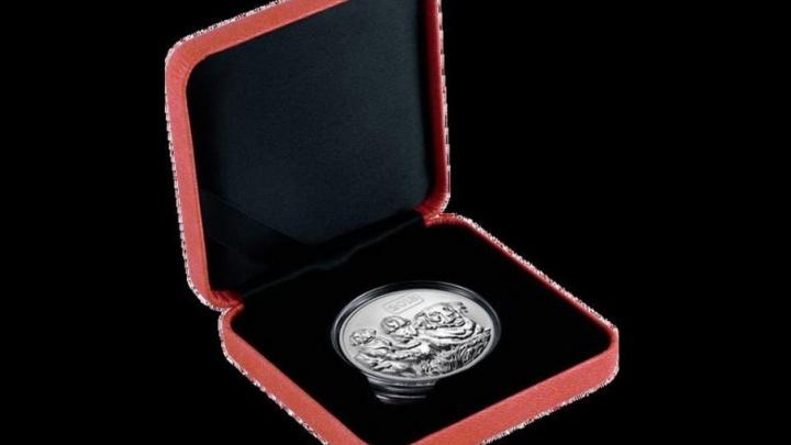 В 2017 году Архангельский филиал Россельхозбанка реализовал около 600 серебряных и золотых монет