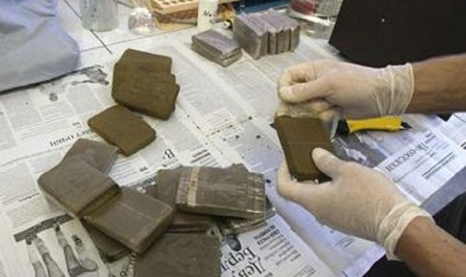 Ростовчанин получил по почте из Германии четыре килограмма гашиша