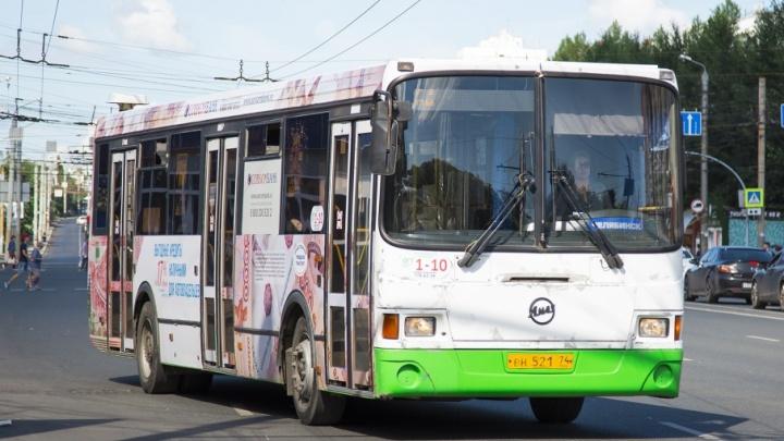 Главный автобусный перевозчик Челябинска рискует лишиться подвижного состава