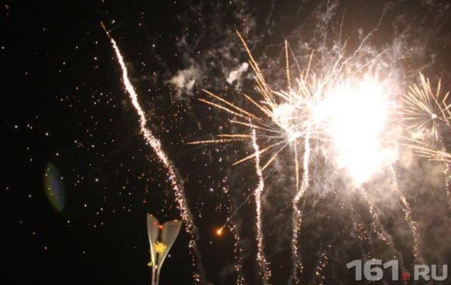 В Ростове салют в честь Дня Победы обойдется в 500 тысяч рублей