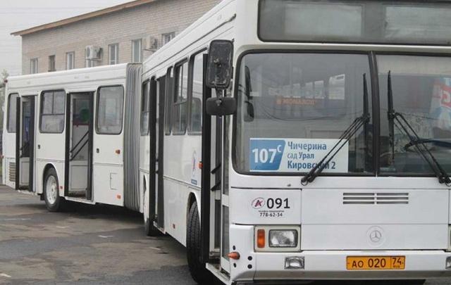 Садовые маршруты в Челябинске начнут работать раньше обычного