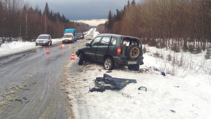 Машину занесло: участник ДТП под Чусовым, где погибли две женщины, ищет свидетелей аварии