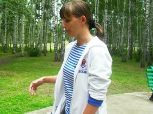 Девушка активно занималась спортом и пропала после тренировки.