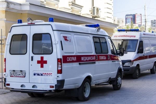 Врачи констатировали смерть водителя «Приоры»