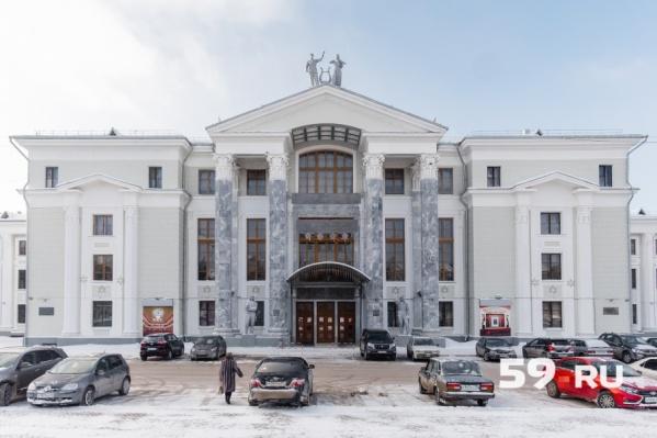 ДК Солдатова в анфас