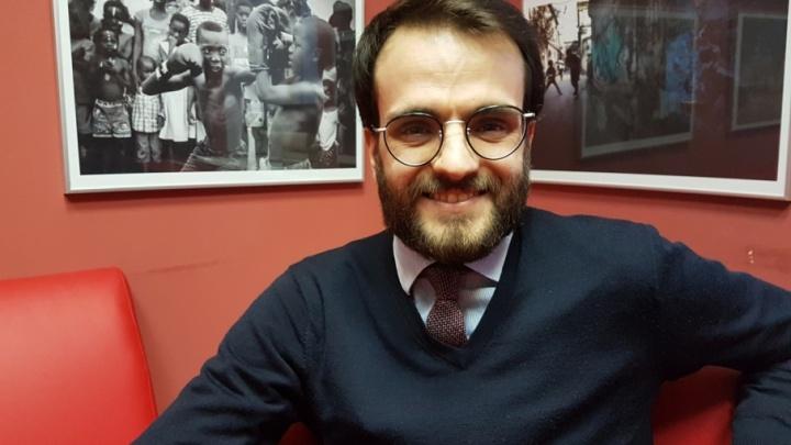 «Не могу наесться гречки»: новый глава «Альянс Франсез Самара» о буднях в России