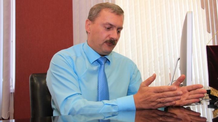 Раритетный трамвай помог Игорю Годзишу сохранить пятую строчку рейтинга глав столиц СЗФО