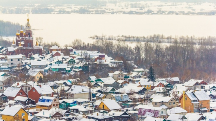 В Самарской области предложили изменить границы парка «Самарская Лука»