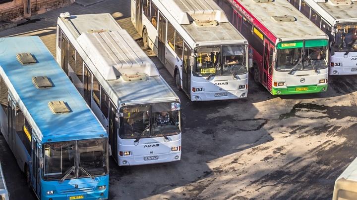 В День города изменят маршруты автобусов №11, 61, 247 и 261