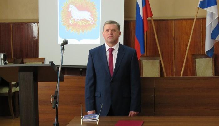 Глава Каргопольского района Андрей Егоров написал заявление об отставке