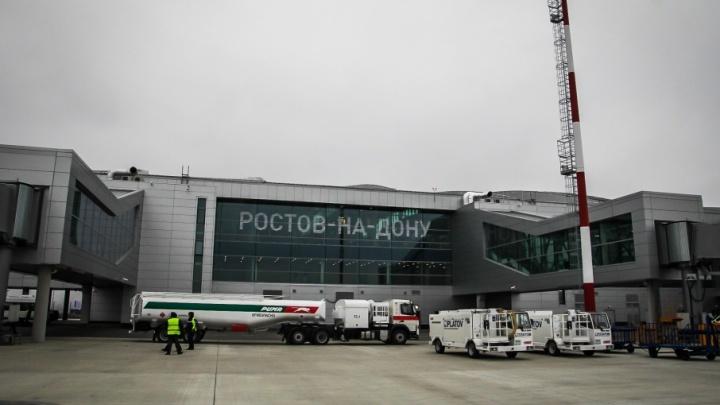 Новый аэропорт Платов собираются связать с городами области железной дорогой