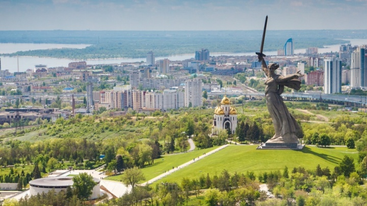 Топ-10 преображений Волгограда: вспоминаем изменения прошлого года