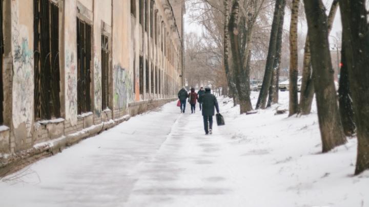 Синоптики прогнозируют в Самарской области холодный январь без снега