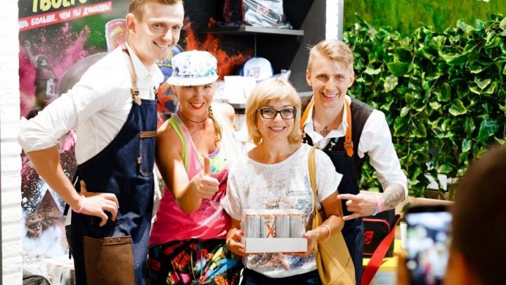 Бармен-шоу, рецепты сочного мейкапа и Dj-сет: «Мой Центр Амвэй» приглашает пермяков на вечеринку