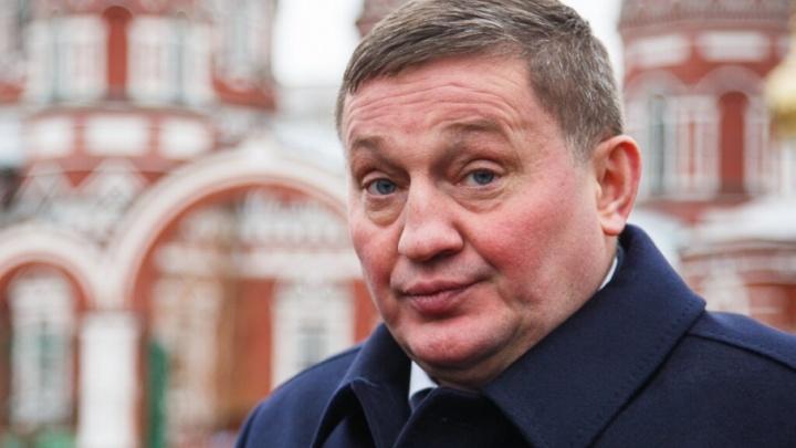 Доходы  губернатора Волгоградской области выросли на 300 тысяч рублей
