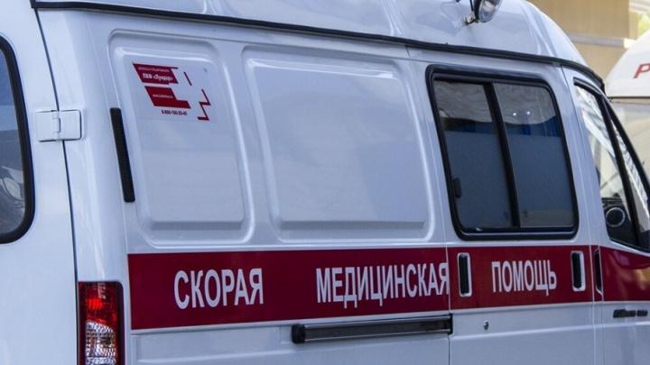 Трое погибли в ДТП с иномаркой и грузовиком в Азовском районе